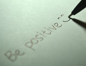 Be Positive for Success